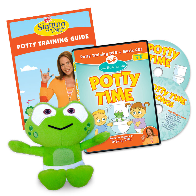Potty Time Complete System
